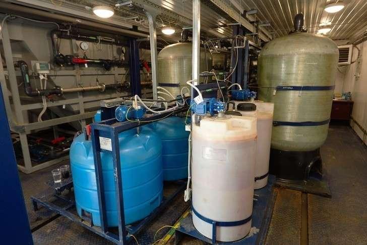 В нескольких регионах запущены сооружения очистки бытовых и производственных сточных вод