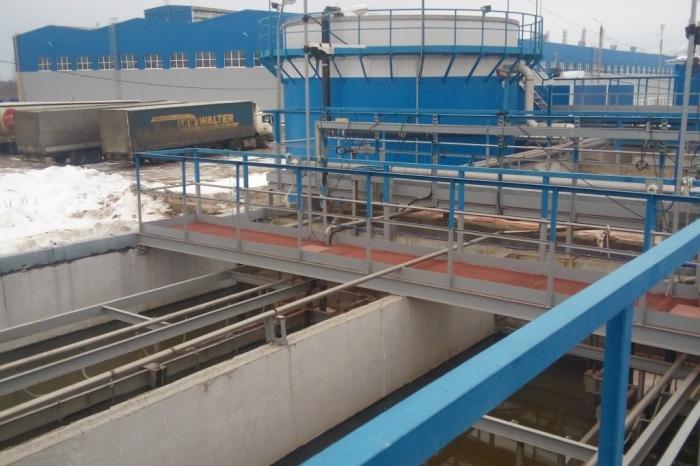 Врегионах России вводятся в строй новые сооружения очистки сточных вод