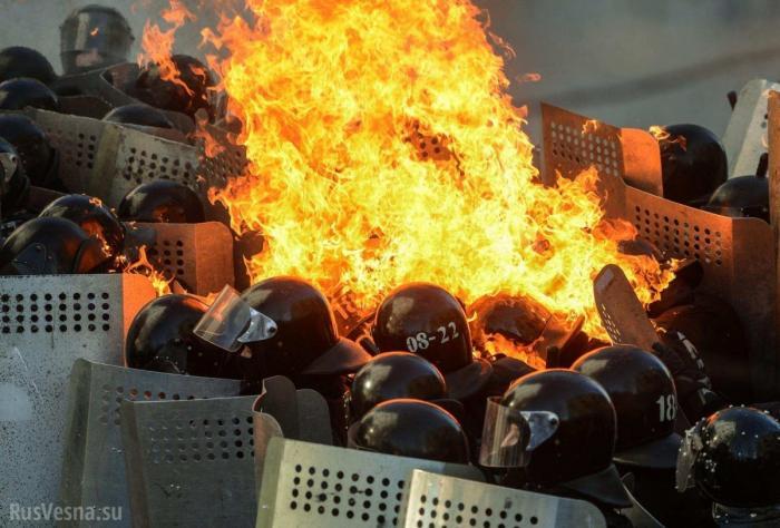 Белоруссия: ЦРУ и СБУ пытаются устроить майдан в стране