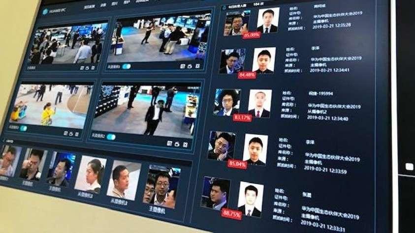 Как работает китайская система электронного концлагеря?