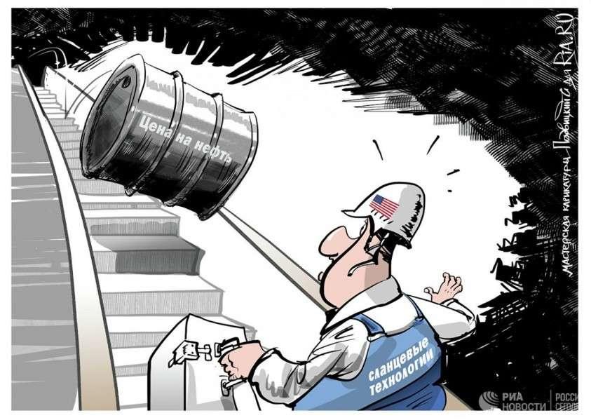 Американские сланцевые компании накрыла волна банкротств