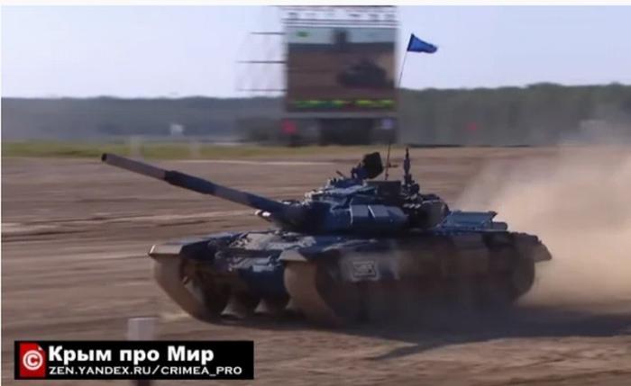 4 причины, почему страны НАТО боятся участвовать в танковом биатлоне в России