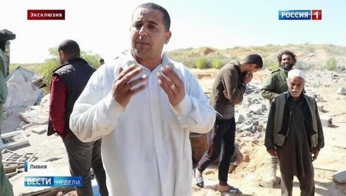 Ливия. Репортаж с передовой: ливийцы – за Халифа Хафтара, так как хотят мира