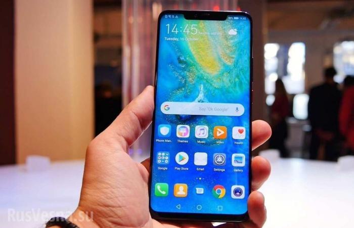 Торговая война: смартфоны Хуавей на платформе Андроид потеряют доступ к обновлениям и сервисам