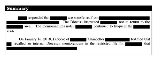 Заключение доклада коллегии cуда присяжных