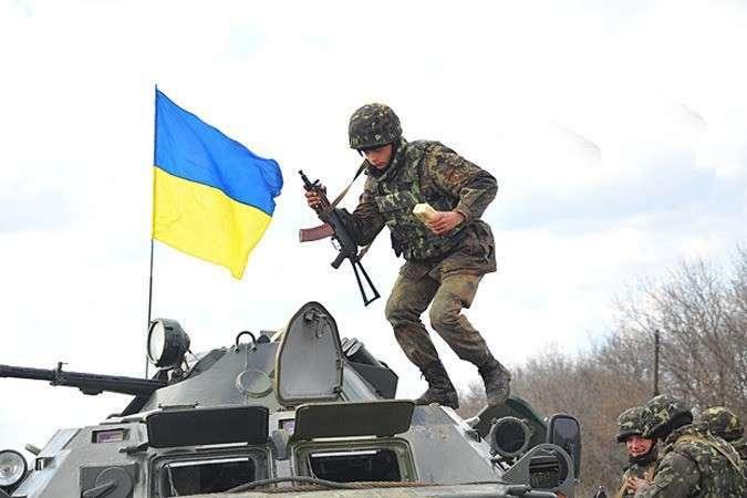 В украинской армии начинается бунт