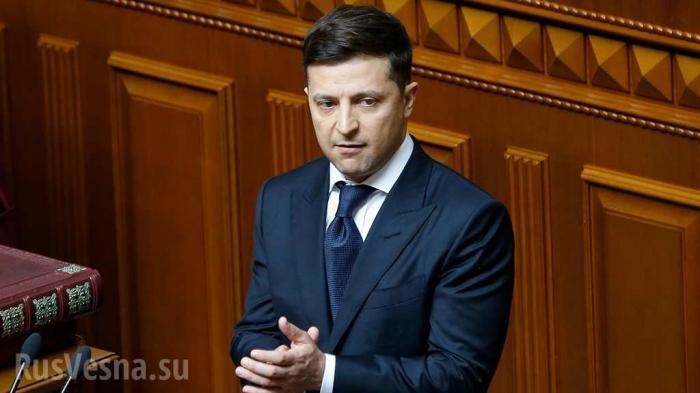 Зеленский назначил дату внеочередных выборов в Верховную Раду