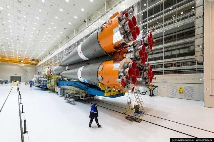 Роскосмос заказал восемь ракет «Союз-2.1а» за 10,4 млрд рублей