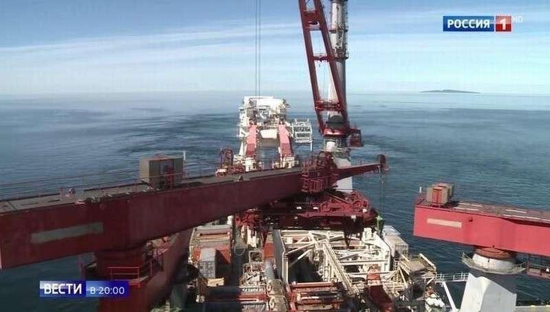 США очередными санкциями пытаются перекрыть почти достроенный «Северный поток-2»
