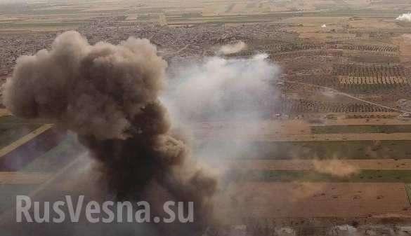 Сирия. Банды Идлиба перемалывают ВКС России и САА | Русская весна