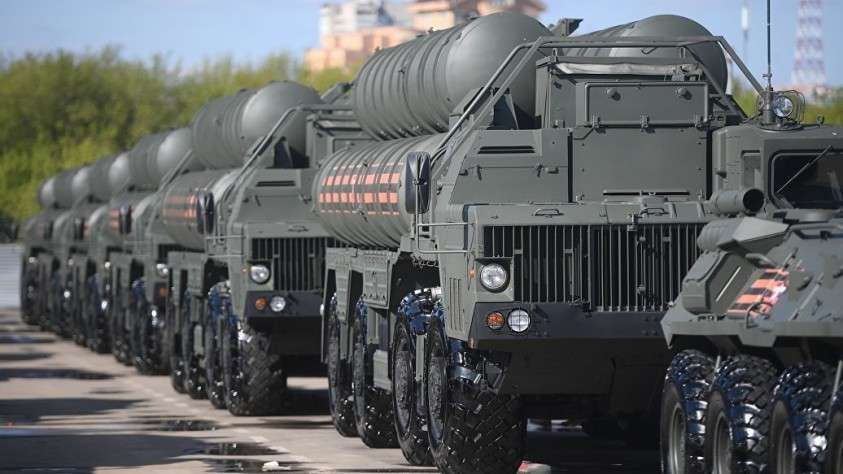Турция отправила в Россию военных для обучения работе с комплексами С-400