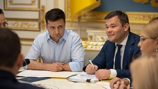 Зеленский готов провести референдум о переговорах с Россией