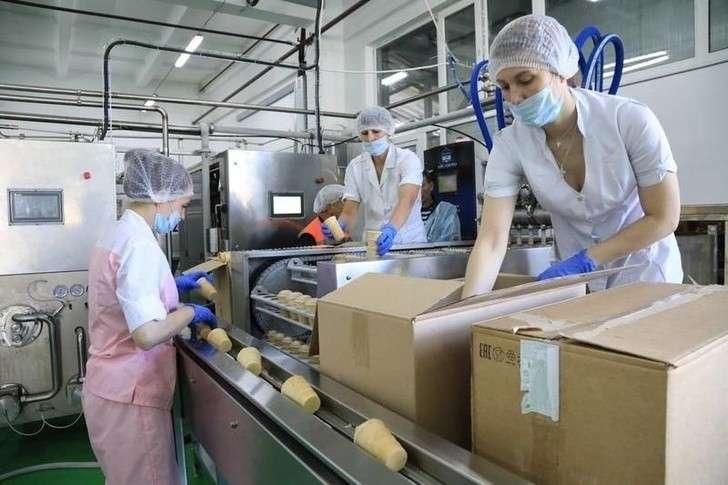 На Сахалине впервые за много лет возобновили выпуск мороженого