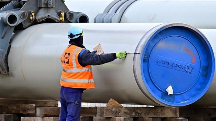 Германия отвергает санкции США против компаний, участвующих в строительстве «Северного потока – 2»