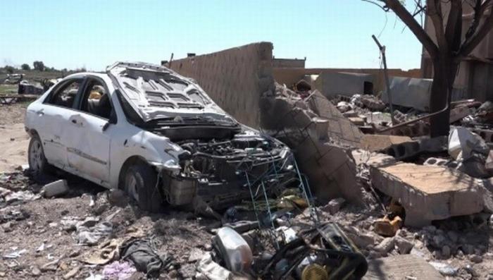 США перебросили на северо-восток Сирии своих наёмников из ИГИЛ