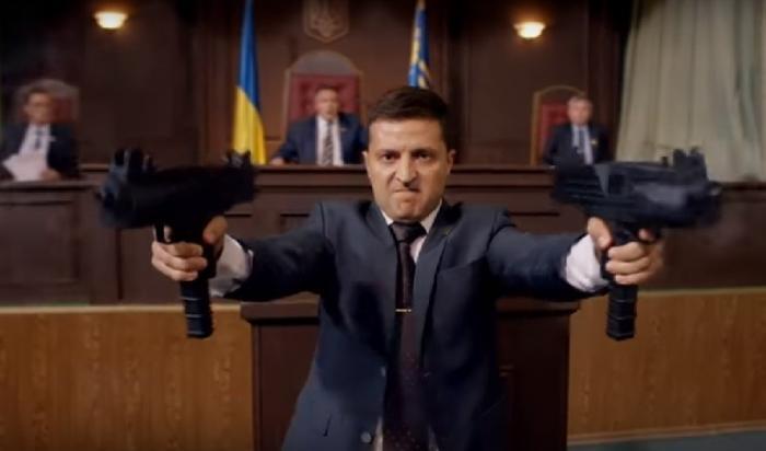 Передел власти на Украине: Зеленский завёл блог, а Верховная Рада передумала распускаться