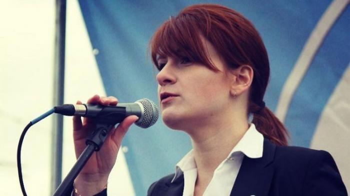 Мария Бутина попала в тюрьму США потому, что она русская