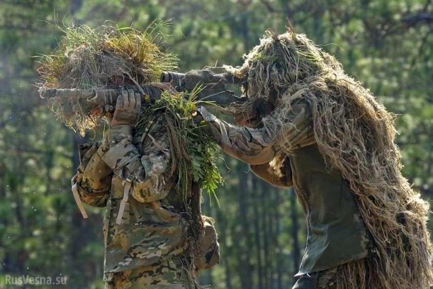 Сводка о военной ситуации на Донбассе: захваченные каратели ВСУ готовили диверсию против ОБСЕ