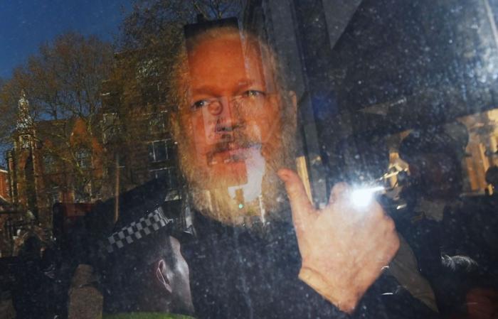 США выдвинули против основателя WikiLeaks Джулиана Ассанжа 17 новых обвинений