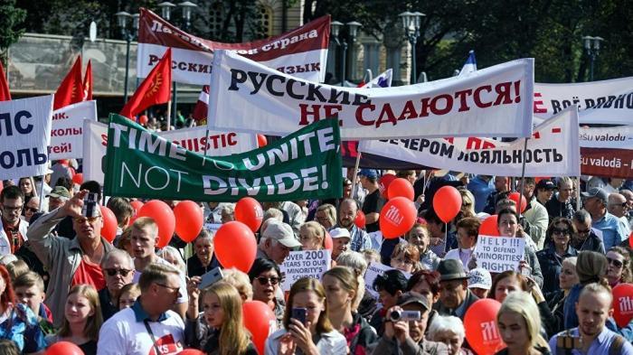 В Латвии окончательно отменили русский язык в школах и хотят ликвидировать русские детские сады