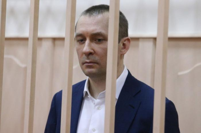 Полковник Дмитрий Захарченко проболтался, что он не коррупционер, а борец за «перемены»