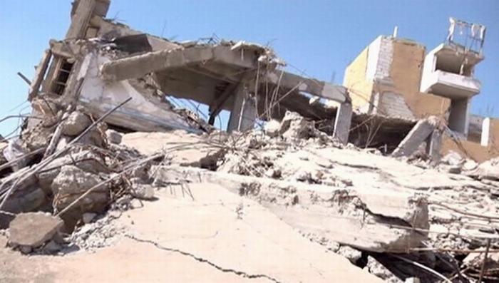 Сирийская Ракка в руинах, а США скрывают гибель мирных жителей