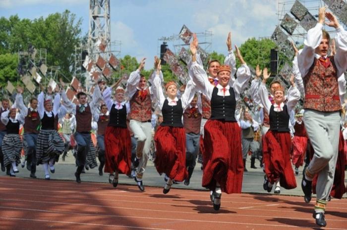 Латвия никогда ещё не жила так счастливо, как при Путине