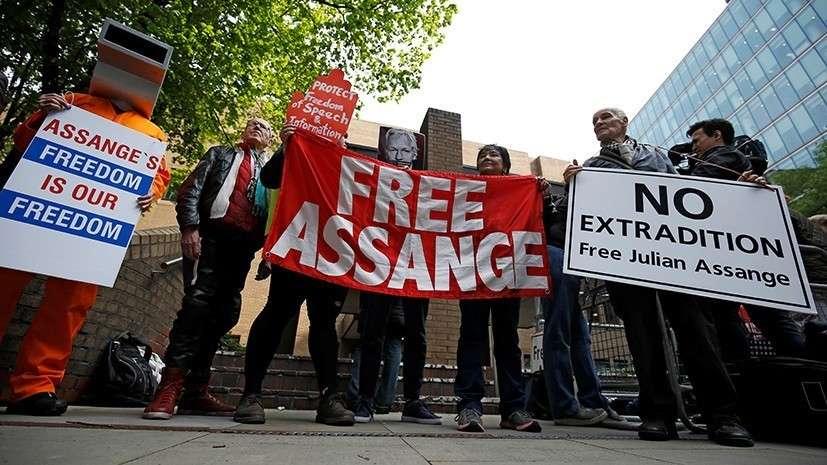 Как в США обосновали обвинения Ассанжу на 175 лет тюрьмы