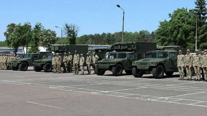 Украина получила от США два контрбатарейных радара, вместо 16-ти потерянных
