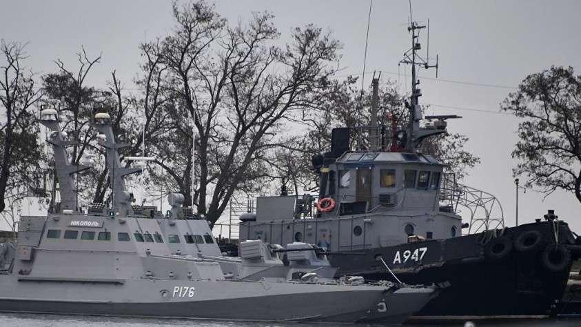 Морской трибунал потребовал от России освободить участников керченской провокации