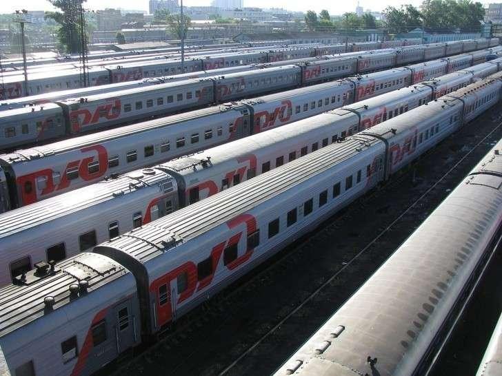 На железные дороги России поступили 274 новых пассажирских вагона к летнему сезону