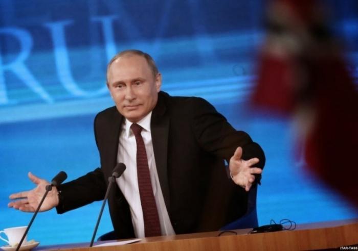 Вся иудейская либеральная рать любыми способами пытается оболгать Путина
