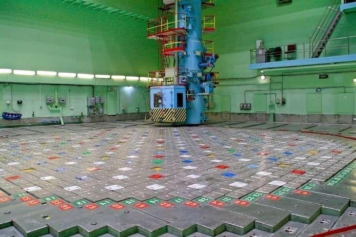 На Смоленской АЭС проведена уникальная операция с помощью нового робототехнического комплекса