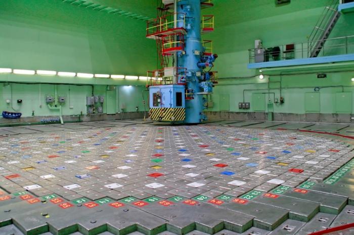 НаСмоленской АЭС провели уникальную операцию спомощью нового робототехнического комплекса