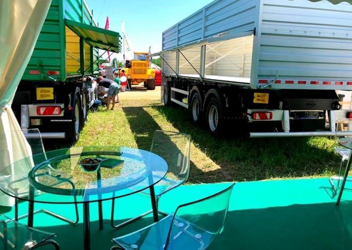 Российская компания БОНУМ представила новую линейку сельскохозяйственного транспорта