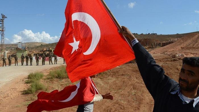 Идлиб. Турция снабжает оружием противникам Сирии и России