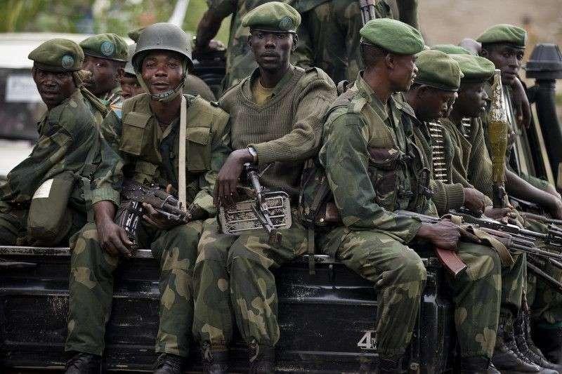 Россия и Конго наращивают военно-техническое сотрудничество