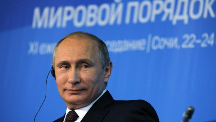 Путин ответил на все вопросы. Его встретили и проводили аплодисментами