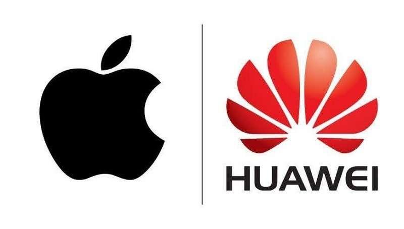 Китай бьёт санкциями по Эппл, а Хуавей выступает в роли миротворца