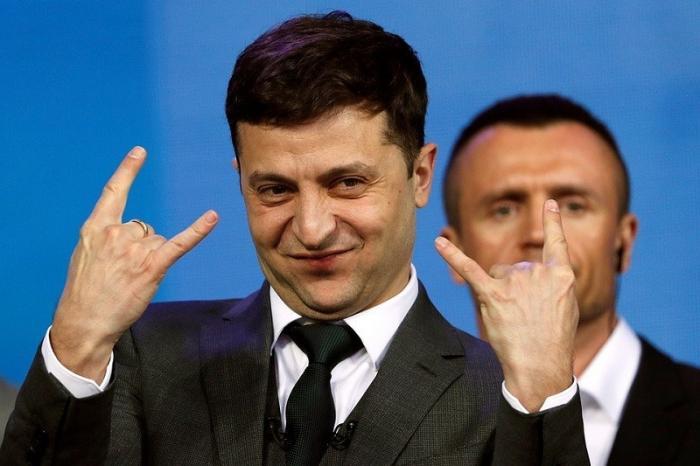 Адский треугольник украинского политического шоу