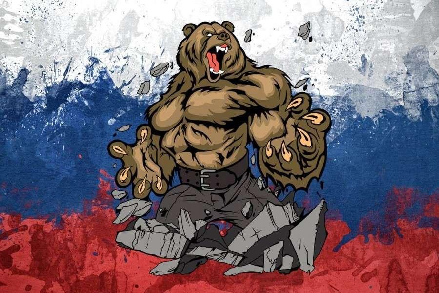 Я-Ватник-разное-Россия-Русский-медведь-1151003