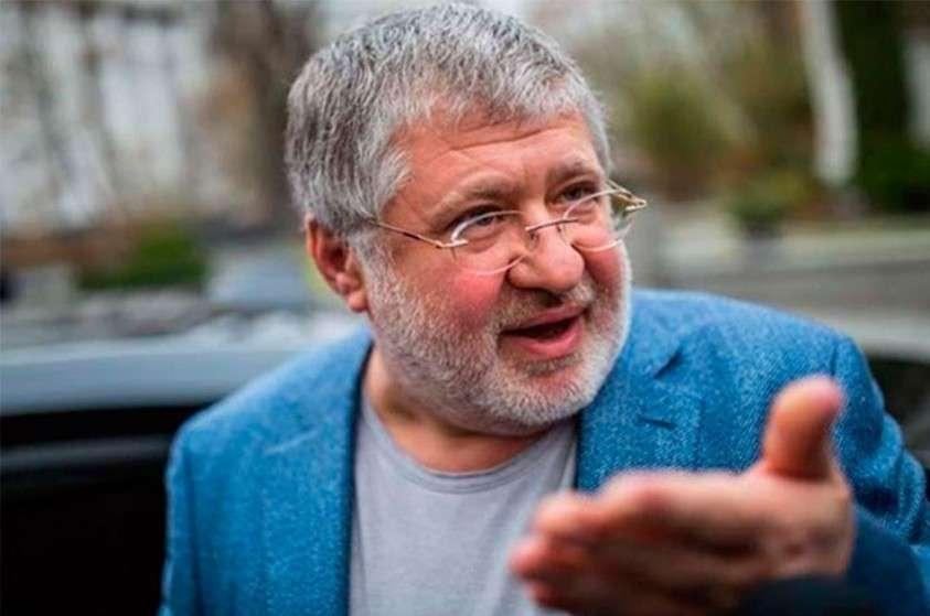 Новый хозяин Украины Игорь Коломойский проявил себя как барыга глобального уровня