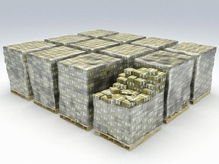 Миллиард долларов двух полковников и одного сенатора. А если потрясти остальных?