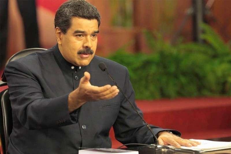 Мадуро обвинил США в топливной и продовольственной блокаде Венесуэлы