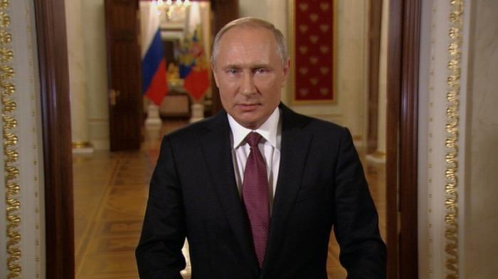 Владимир Путин поздравил военнослужащих и ветеранов Пограничной службы ФСБ России