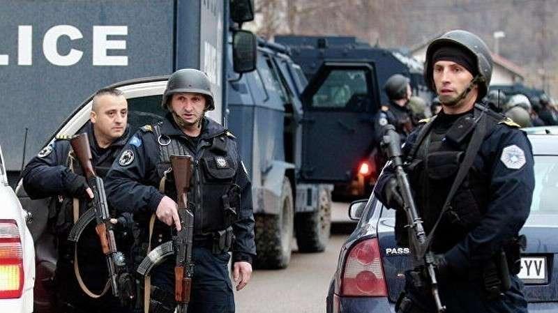Полиция Косово задержала российского сотрудника миссии ООН
