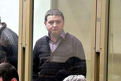 Так Цеповяз выглядел в ноябре 2013 года, когда его судили за преступления в Кущевской Фото: Архив