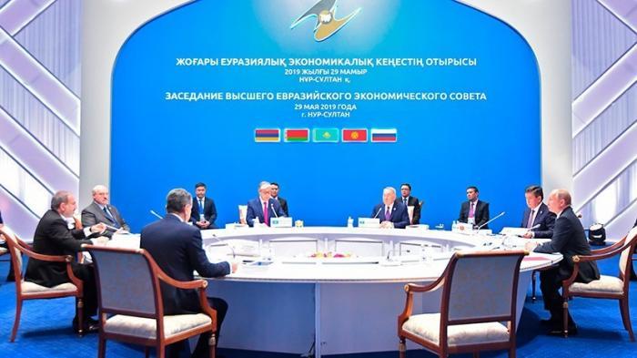 Владимир Путин об эффективности работы ЕАЭС: «интеграция работает и приносит реальный результат»