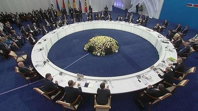 Выступление на заседании Высшего Евразийского экономического совета