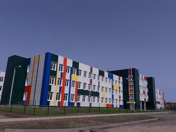 ВВолгоградской области открыли новую школу на1000 мест